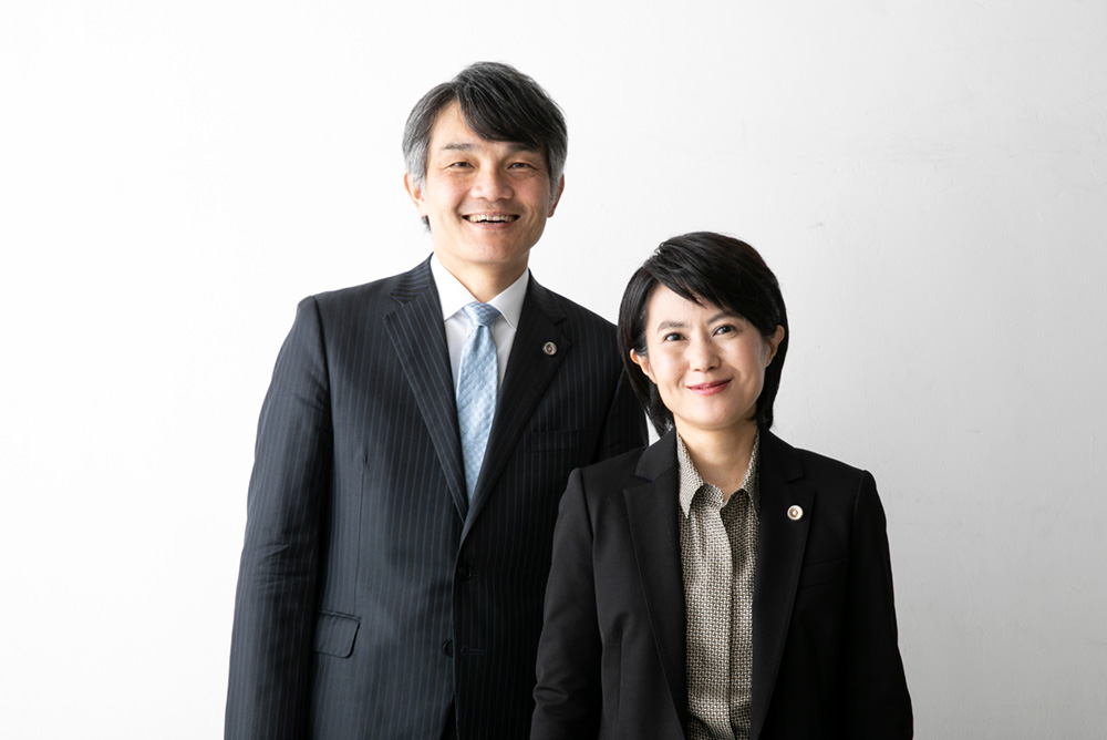 Haruo Kitoh (Attorney at law, admitted in Japan) Yumi Takeuchi (Attorney at law, admitted in Japan)